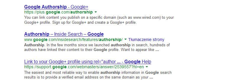 """Jak uzyskać status """"autora"""" u Google?"""