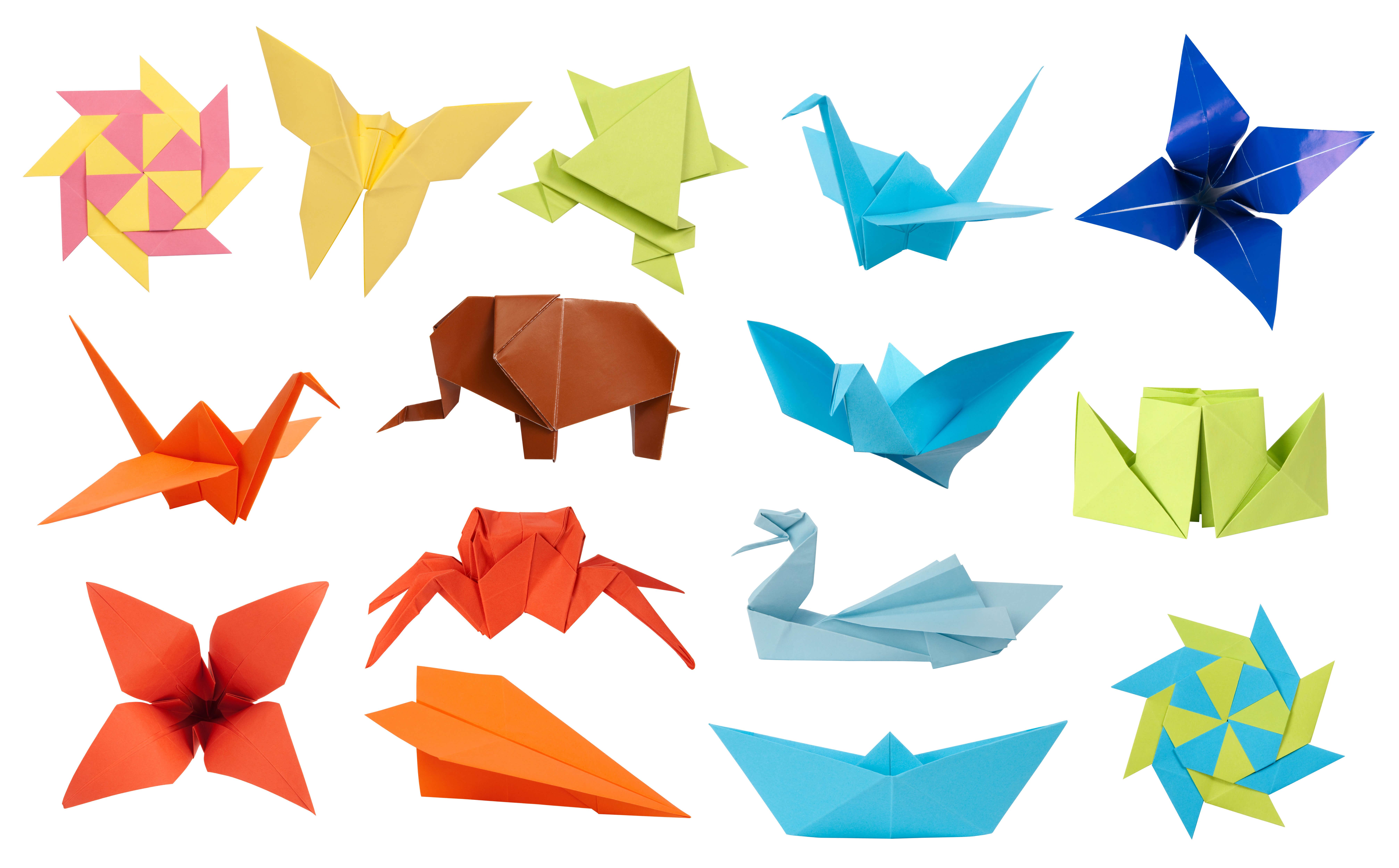 Wydruki bankowe, z których można tworzyć origami? Czemu nie!