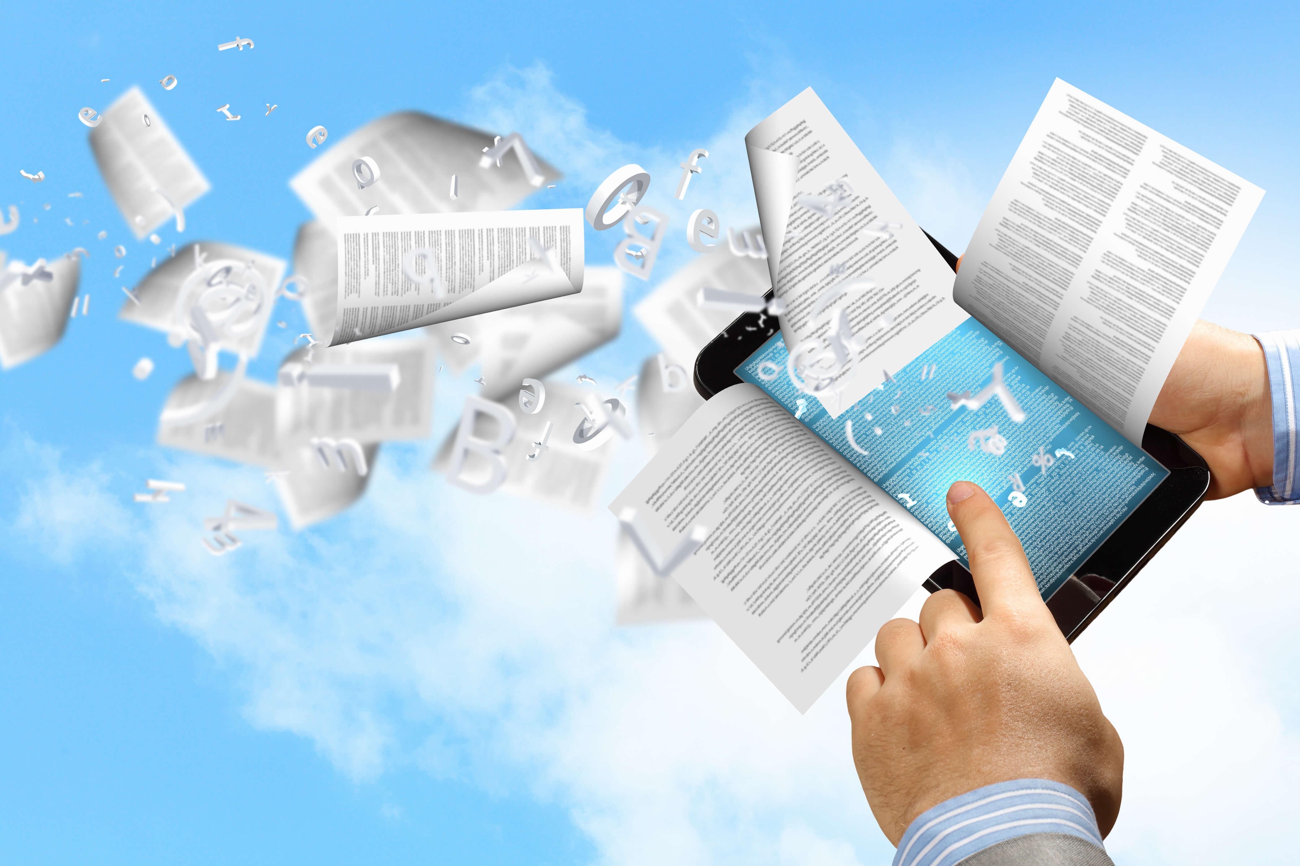 E-book to bardzo wartościowa forma contentu, którą na pewno przekonasz do siebie klientów.