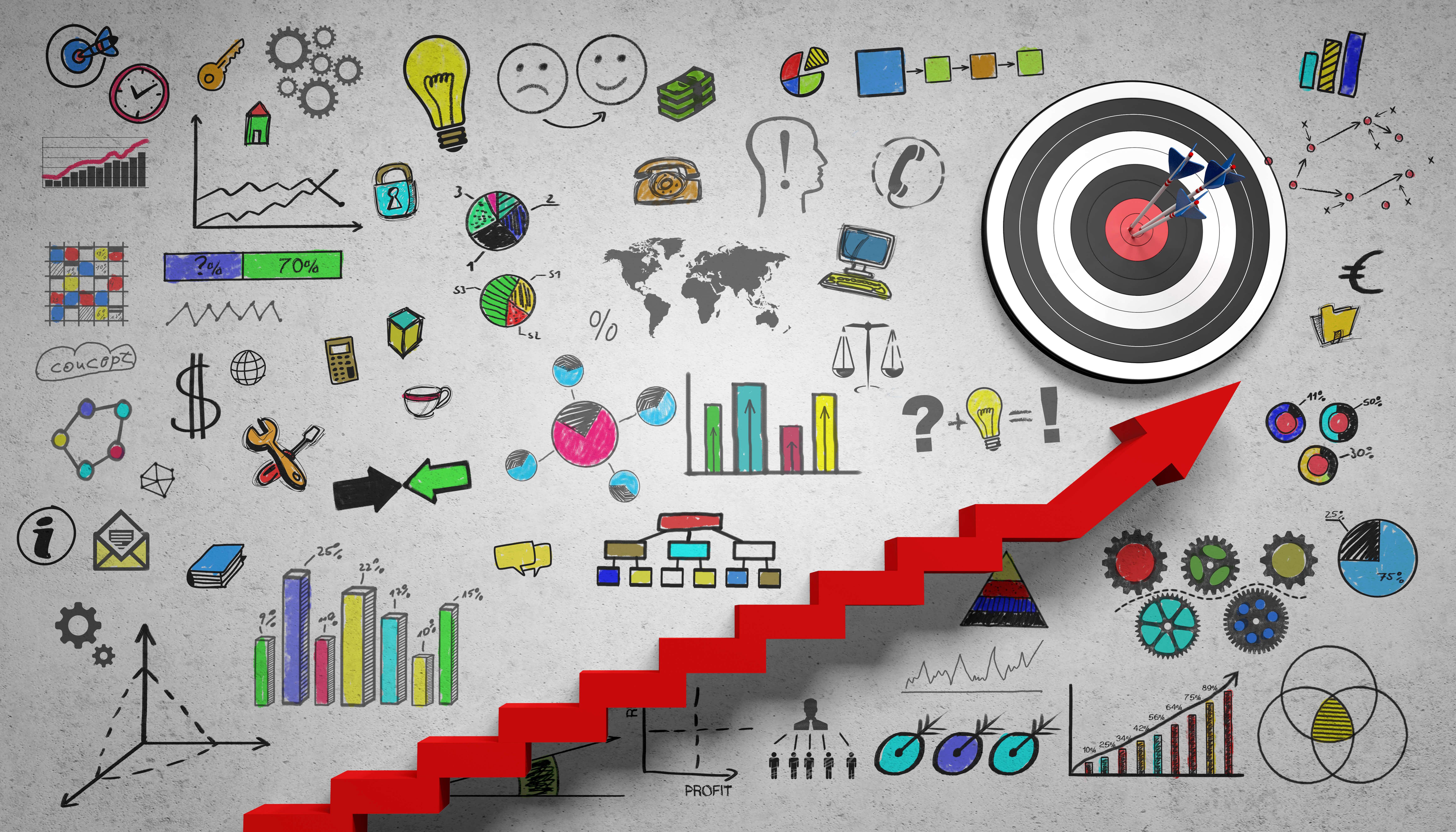 Jeśli chcesz prowadzić jakiekolwiek działania marketingowe, musisz określić ich cel.