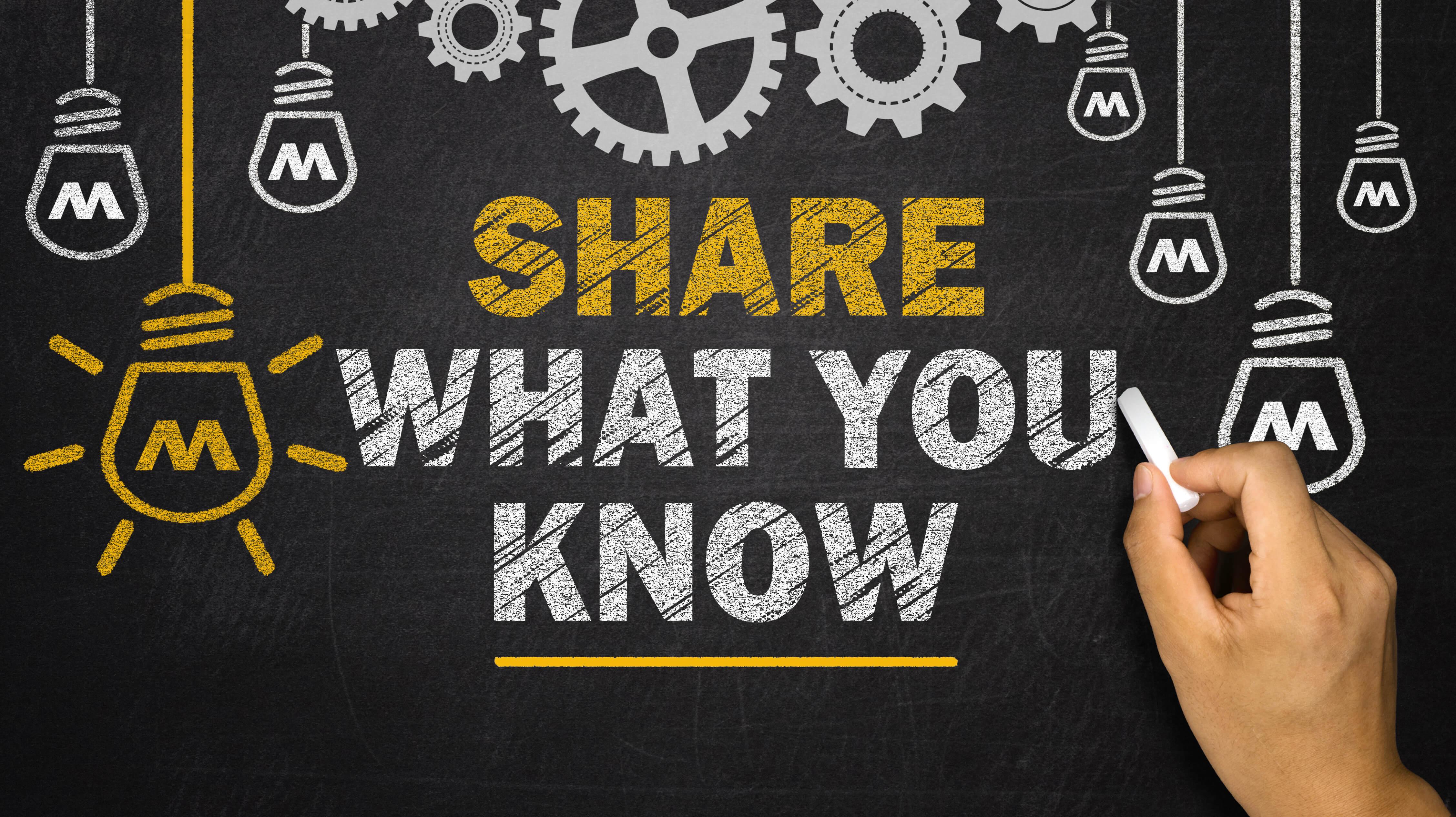 Ludzie dzielą się na blogach tym, w czym są najlepsi. Twoją mocną stroną jest wiedza. Przekazuj ją!