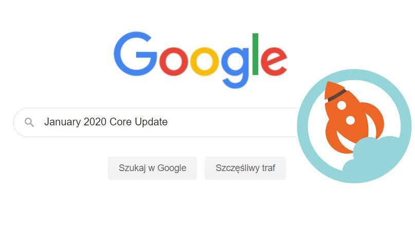 """SEO News STYCZEŃ 2020: January 2020 Core Update, """"Usunięcia"""" w GSC i koniec wsparcia data-vocabulary.org"""