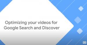 wskazówki Google dot. optymalizacji wideo