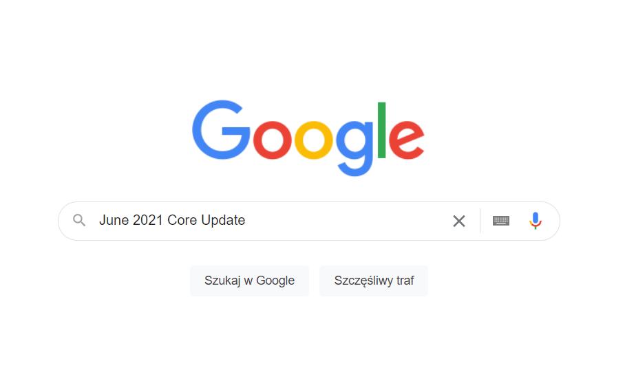 SEO News - czerwiec 2021