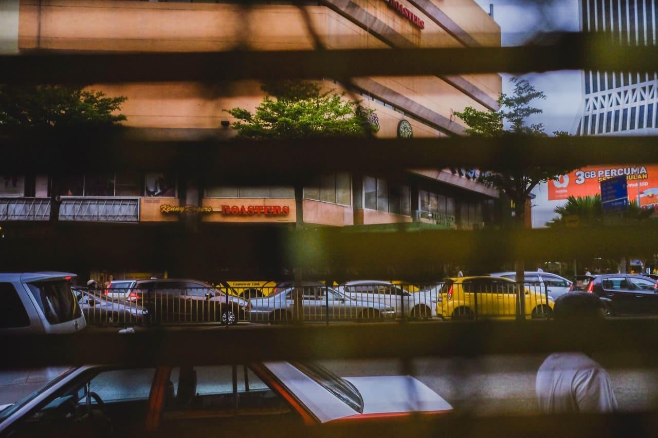 ślepota reklamowa - billboardy
